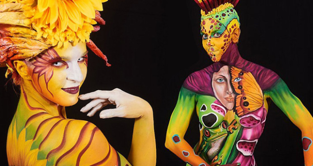 World-Bodypainting-Festival